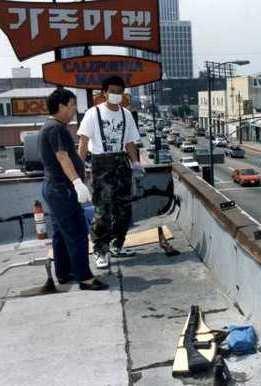 la-riot-rooftop-assault-weapons