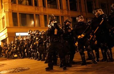 militerized police